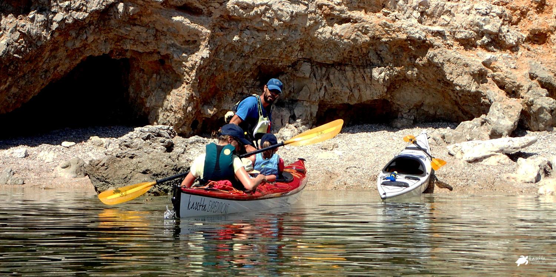 Ruta Mongofre | Kayak en Menorca