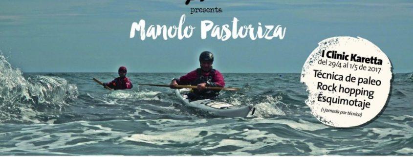 I Clínic Karetta con Manolo Pastoriza en Menorca